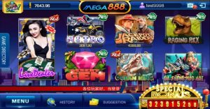 TOP MEGA888 GAMES YOU SHOULD CHECK OUT