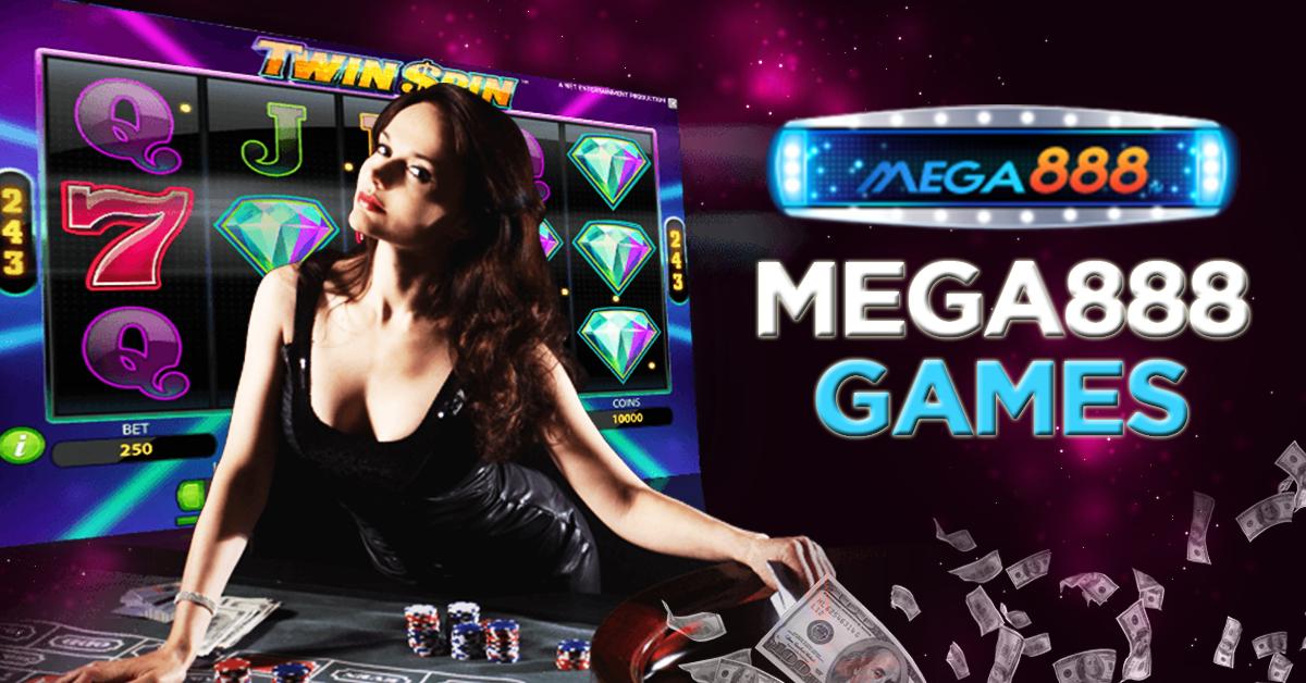MEGA888-GAMES